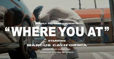 Marcus California - Where You At (Official Video)